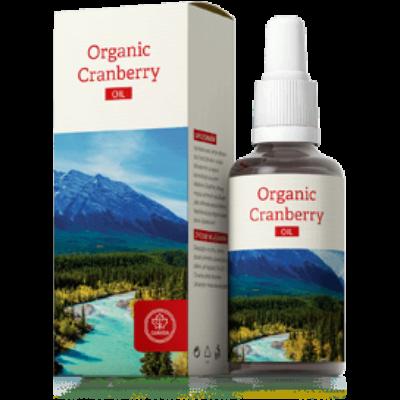 Energy Organic Cranberry Oil 30 ml