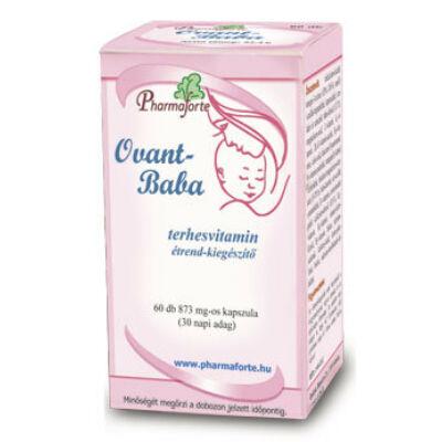 Pharmaforte Ovant terhesvitamin 60 db