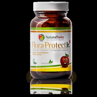 Flora Protect Jr. probiotikum gyermekeknek