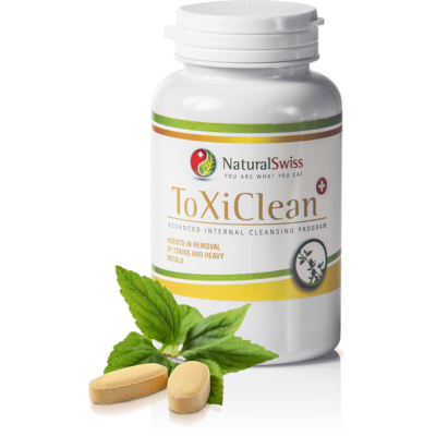 ToxiClean® Májtisztító táplálék-kiegészítő
