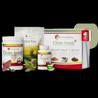 Clean Inside program - 3 termék