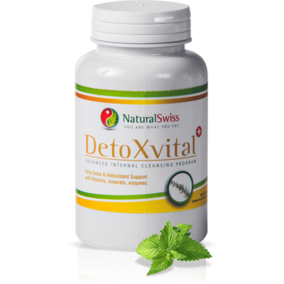 Detox Vital® Méregtelenítő