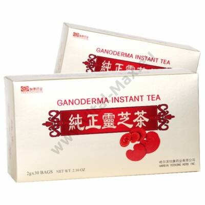Ganoderma instant tea