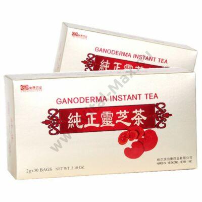 Ganoderma instant tea