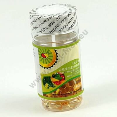 Hármas Omega 3-6-9 - Ligetszépe olaj