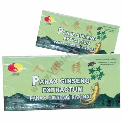 Panax Ginzeng kivonat Ginseng Extract