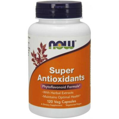 Now Super Antioxidants 120 Veg Capsules