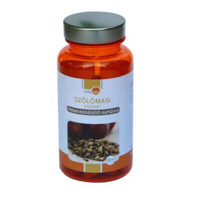 VitaMed Prémium Szőlőmag kapszula 60db