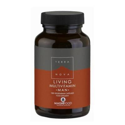 Terranova Living Multivitamin Man 100 db