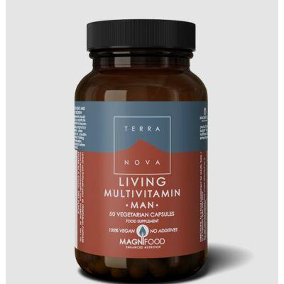 Terranova Living Multivitamin Man 50 db
