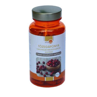 VitaMed Prémium Tőzegáfonya kapszula 60db