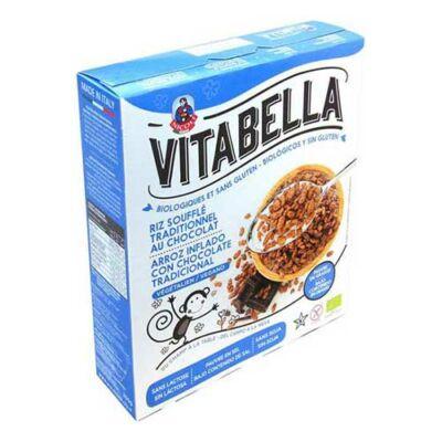 Vitabella BIO gluténmentes gabonapehely kakaós puffasztott-rizs 300 g