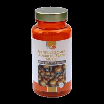 VitaMed Prémium Mandulagomba kapszula 60 db