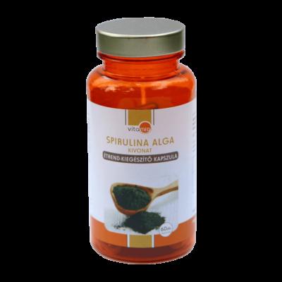 VitaMed Prémium Spirulina kapszula 60db