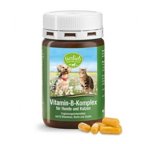 Sanct Bernhard B-vitamin Komplex Kutyáknak és Macskáknak kapszula – 120db