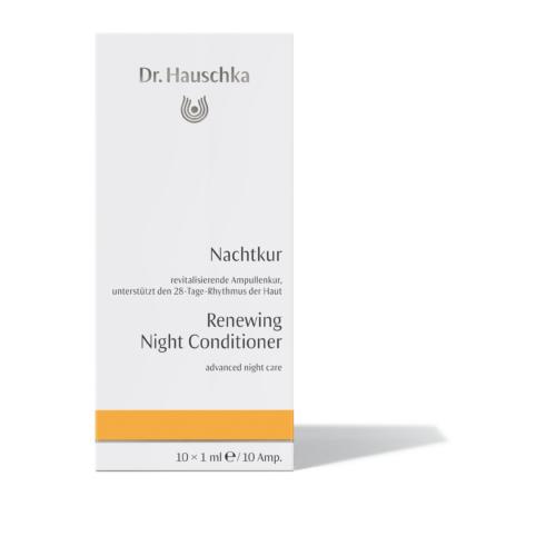 Dr. Hauschka Ampullakúra - normalizáló (10 amp)