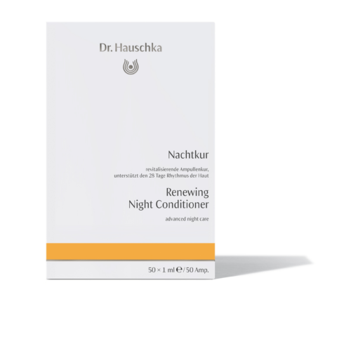 Dr. Hauschka Ampullakúra - normalizáló (50 amp)
