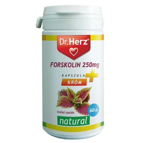 Dr. Herz Forskolin 250mg 60db kapszula