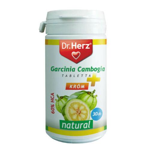 Dr. Herz Garcinia Cambogia 1000 mg tabletta 30 db