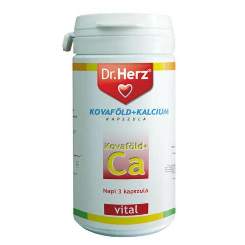 Dr. Herz Kovaföld+Kalcium+C-vitamin kapszula 60 db
