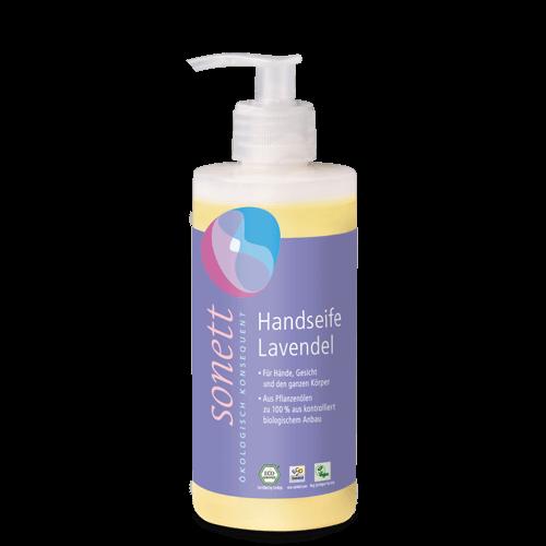 Sonett Folyékony szappan – levendula 300 ml