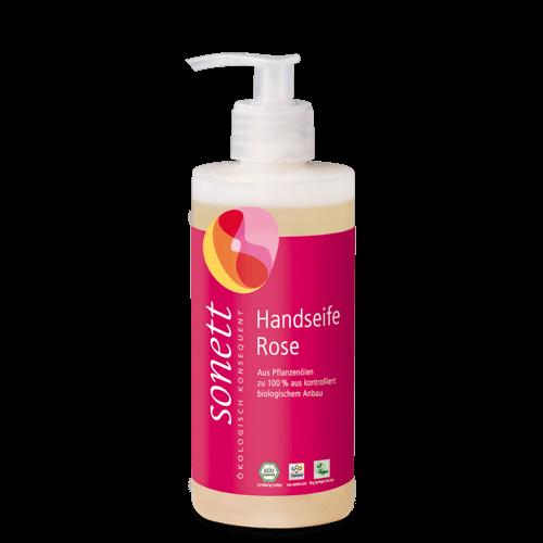 Sonett Folyékony szappan – rózsa 300 ml