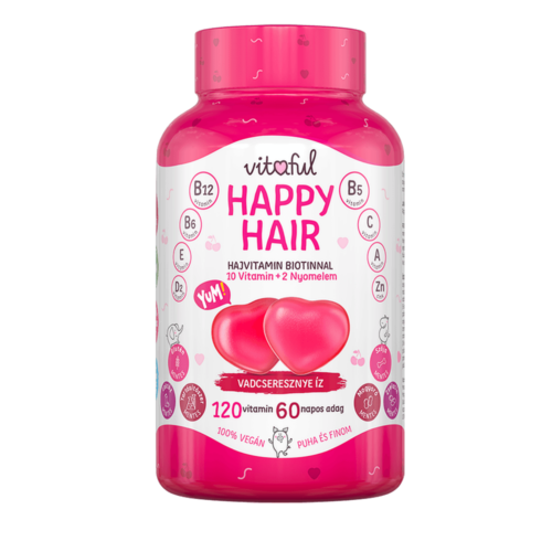 Vitaful Happy Hair Hajvitamin