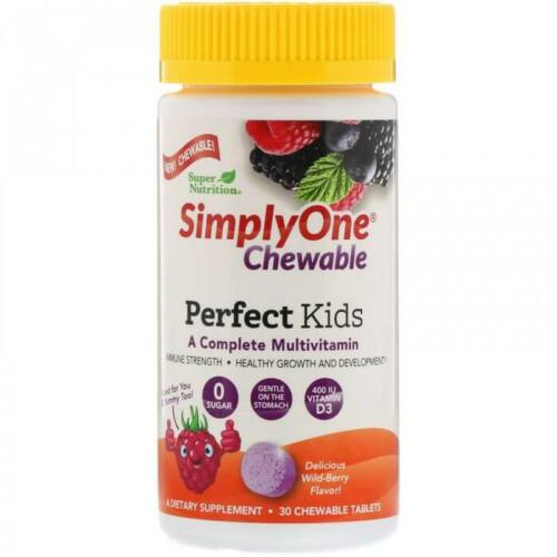 SN SimplyOne® Chewable Perfect Kids 30 db
