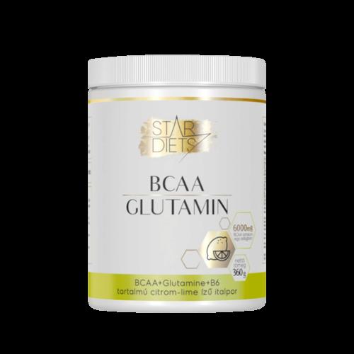 StarDiets BCAA+Glutamin+B6 360 g
