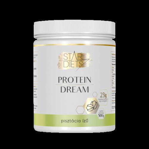 StarDiets Protein Dream fehérje – Pisztácia ízű 500 g
