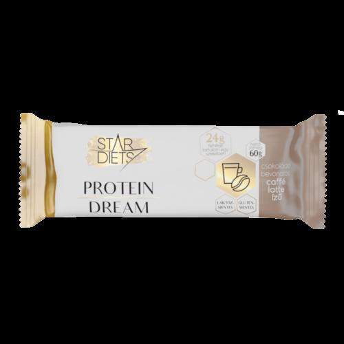 StarDiets Protein Dream Caffe latte ízű fehérjeszelet