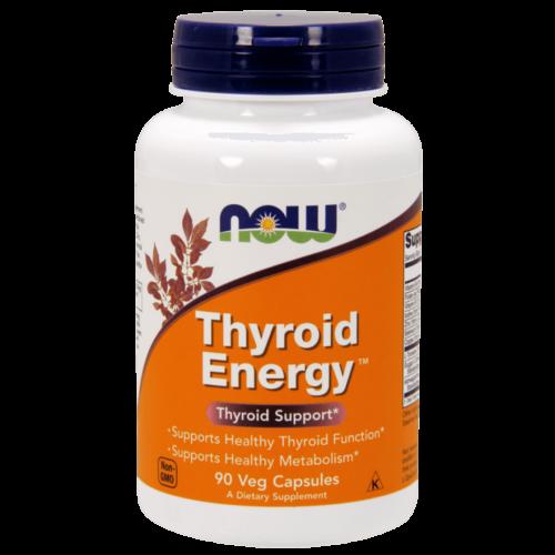 Now Thyroid Energy™ 90 Veg Capsules