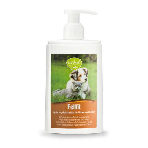 Sanct Bernhard Tierlieb Szőrápoló szirup kutyáknak és macskáknak- 250 ml