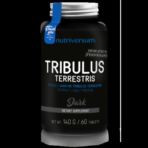 Nutriversum DARK Tribulus Terrestris 60 tabletta