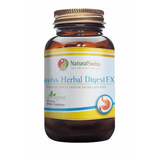 NaturalSwiss Herbal DigestFX