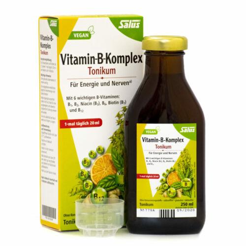 Salus B-vitamin komplex 250ml