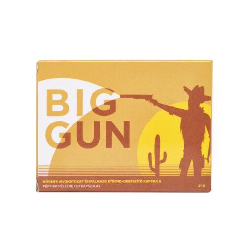 Big Gun sperma fokozó