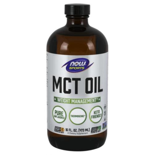 Now MCT Oil Liquid ( 473 ml )