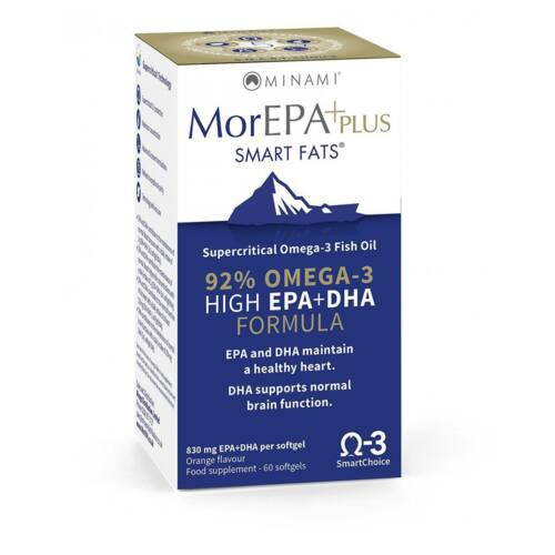 Minami Nutrition MorEPA Plus 60 db