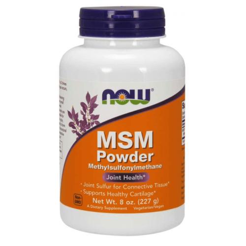 Now MSM Powder 8 oz. (227 g)