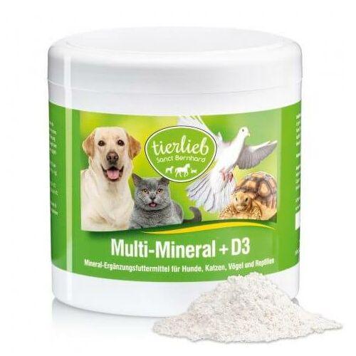 Sanct Bernhard Multi ásványi anyag + D3 vitamin- 200g