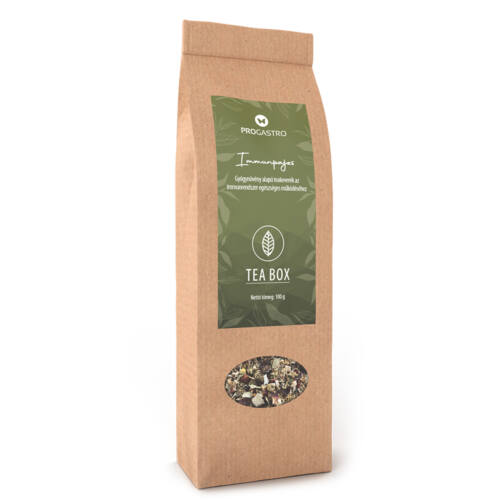 ProGastro TEA BOX Immunpajzs teakeverék 100 g