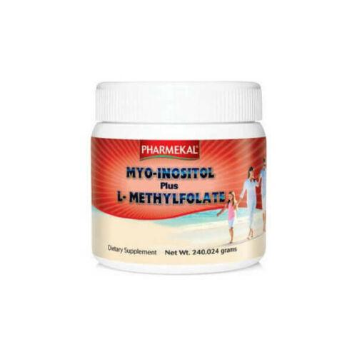 Pharmekal Myo-inositol+metafolin® por 240g (citrus íz) inozit