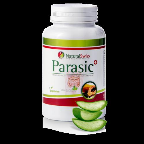 NaturalSwiss Parasic ® Antiparazita Táplálékkiegészítő
